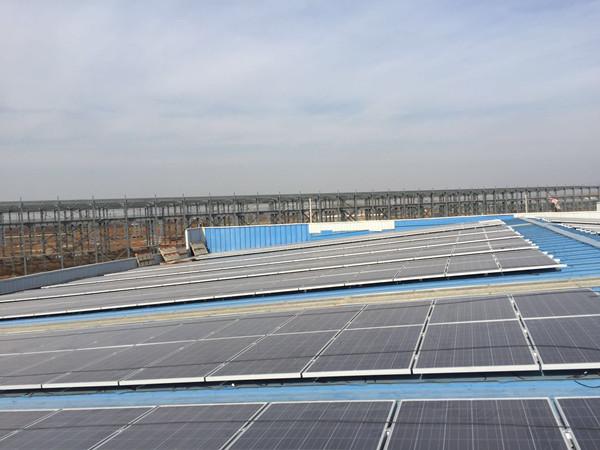 industry solar pv system