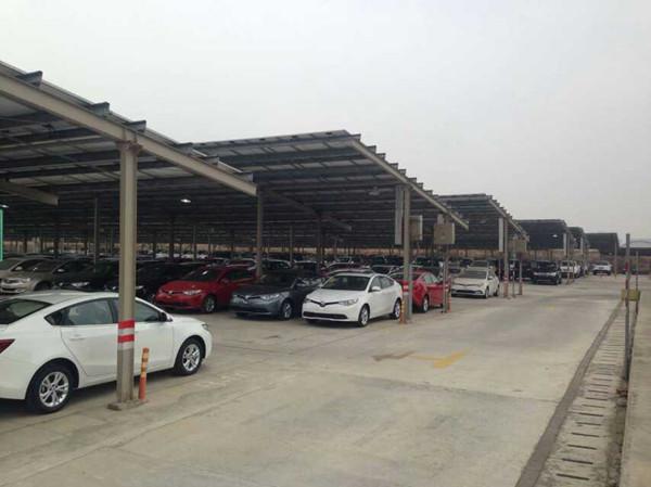 shanghai carport